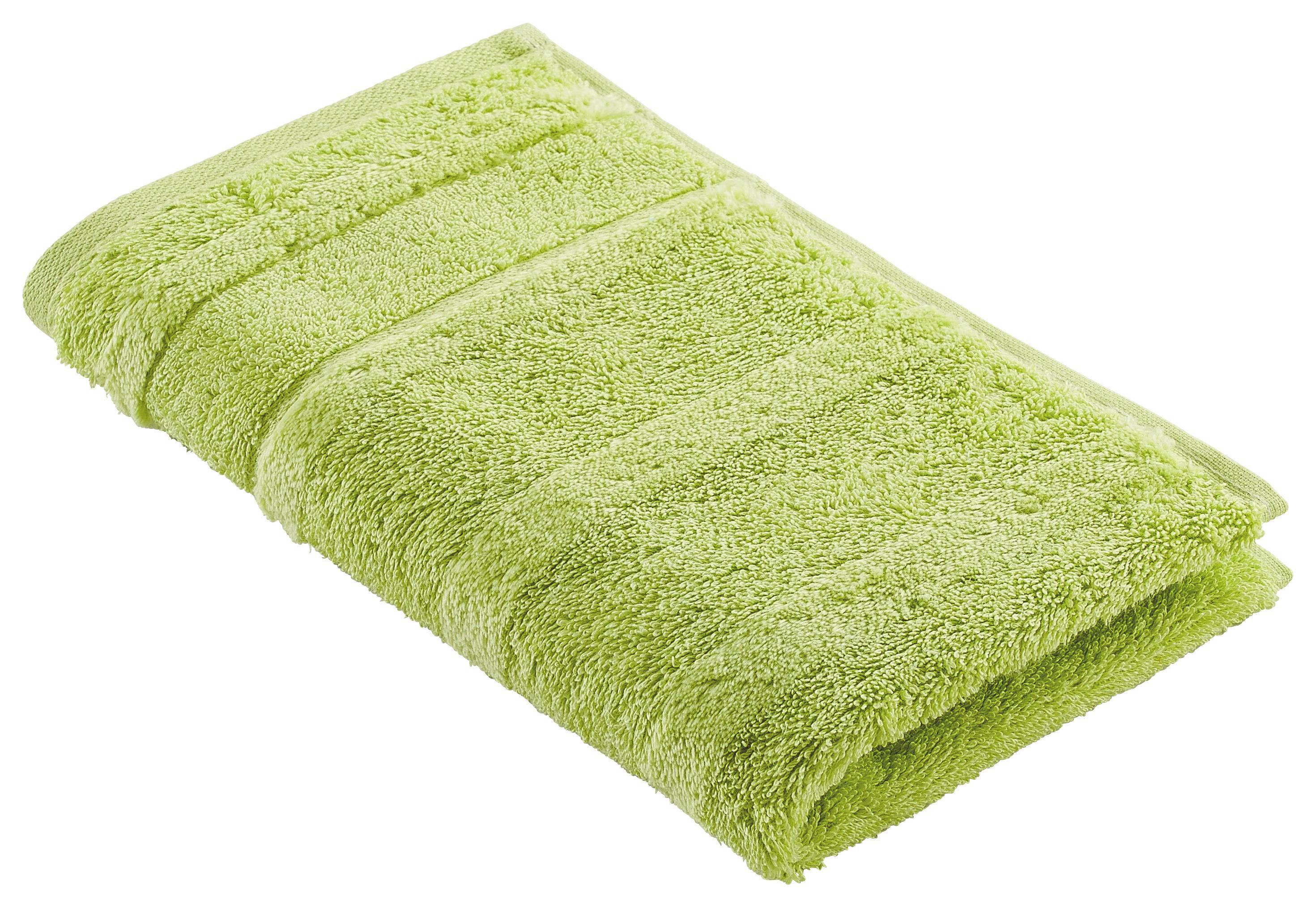 GÄSTETUCH 30/50 cm - Grün, Textil (30/50cm) - CAWOE
