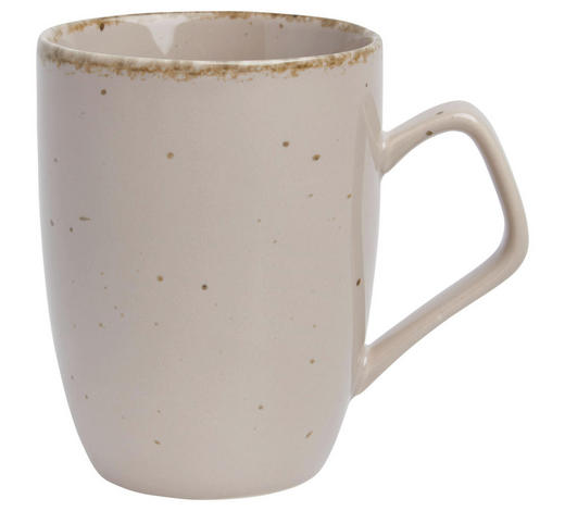 HRNEK NA KÁVU, porcelán - šedá, Trend, keramika (11cm) - Ritzenhoff Breker