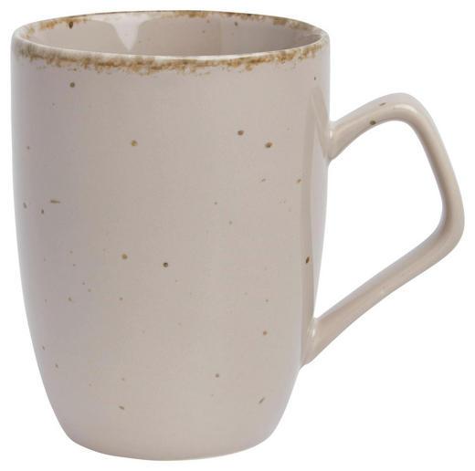 KAFFEEBECHER 320 - Grau, Trend, Keramik (11cm) - Ritzenhoff Breker
