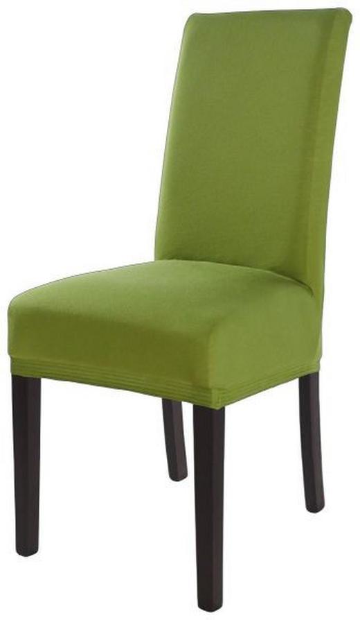 STUHLHUSSE - Grün, Basics, Textil (40/45/65cm) - Esposa