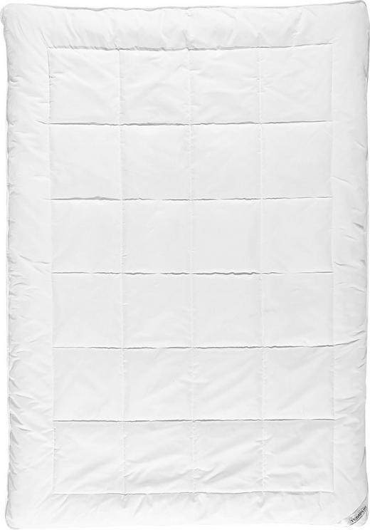 DUO-DECKE   135/200 cm - Weiß, Basics, Textil (135/200cm) - Tempur