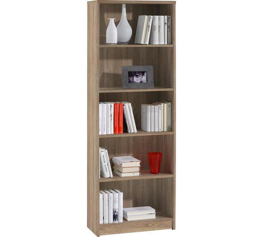 REGAL Eichefarben  - Eichefarben, Design, Holzwerkstoff (60/172/28cm) - Carryhome