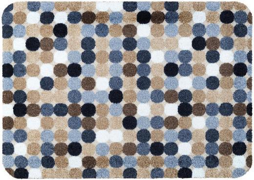 FUßMATTE Graphik Multicolor, Naturfarben - Multicolor/Naturfarben, Basics, Kunststoff/Textil (55/78cm) - Esposa