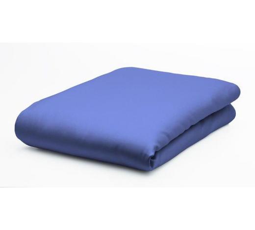 PLAHTA S GUMICOM - svijetlo plava, Konvencionalno, tekstil (180/200cm) - Fleuresse