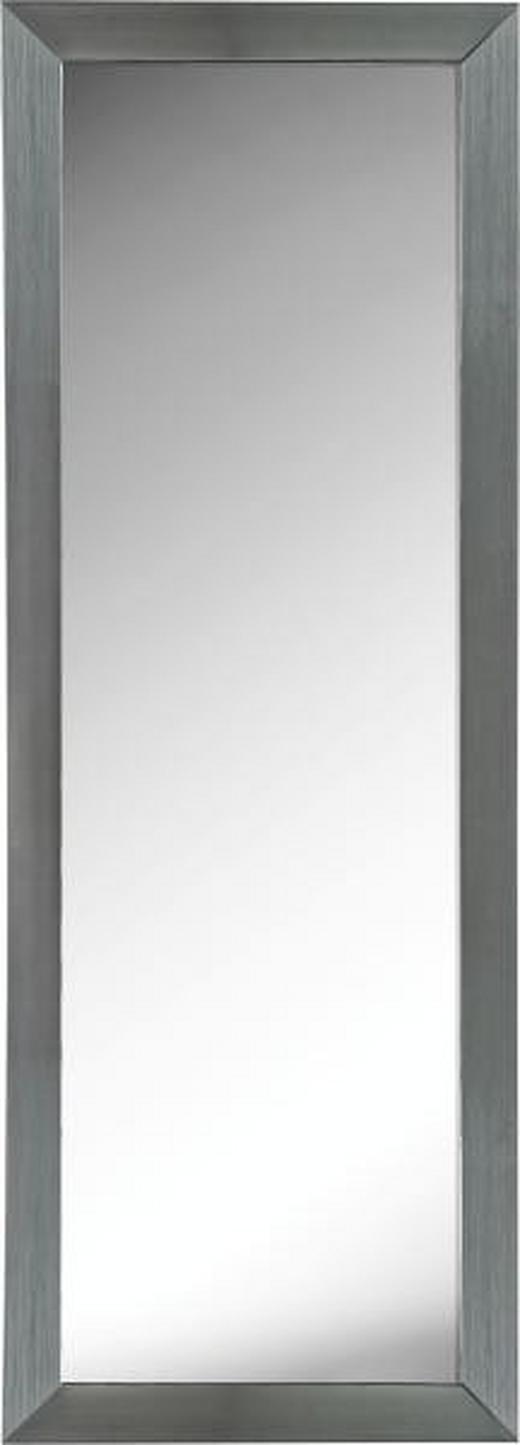 SPIEGEL - Silberfarben, Design, Glas/Holz (66/186/2cm) - BOXXX