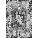 WEBTEPPICH Athena  - Schwarz, Design, Textil (80/150cm) - Dieter Knoll