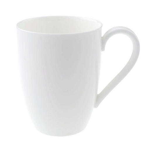 KAFFEEBECHER - Weiß, Basics, Keramik (16cm) - Villeroy & Boch
