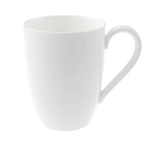 KAFFEEBECHER 350 ml - Weiß, KONVENTIONELL, Keramik (16cm) - Villeroy & Boch