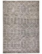 HANDWEBTEPPICH  70/140 cm  Grau   - Grau, Design, Textil (70/140cm) - Linea Natura