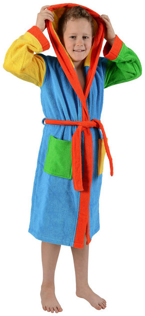 BADROCK FÖR BARN - blå, Trend, textil (134/140null) - Ben'n'jen
