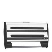 KÜCHENROLLENHALTER - Edelstahlfarben, Basics, Kunststoff/Metall (41/28/11cm) - Emsa