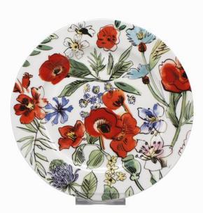 ASSIETT - multicolor, Basics, keramik (22,8cm) - Landscape
