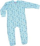 PYŽAMO - modrá, Basics, textil (68) - My Baby Lou