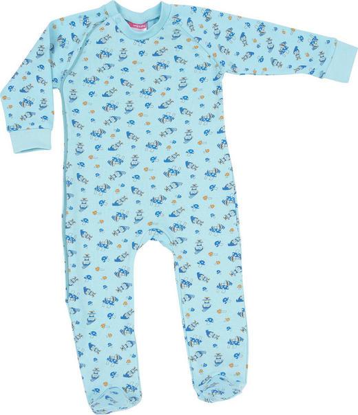 SCHLAFANZUG - Blau, Basics, Textil (86) - My Baby Lou