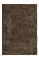 TEPIH VISOKOG FLORA - taupe, Design, tekstil (80/150cm)
