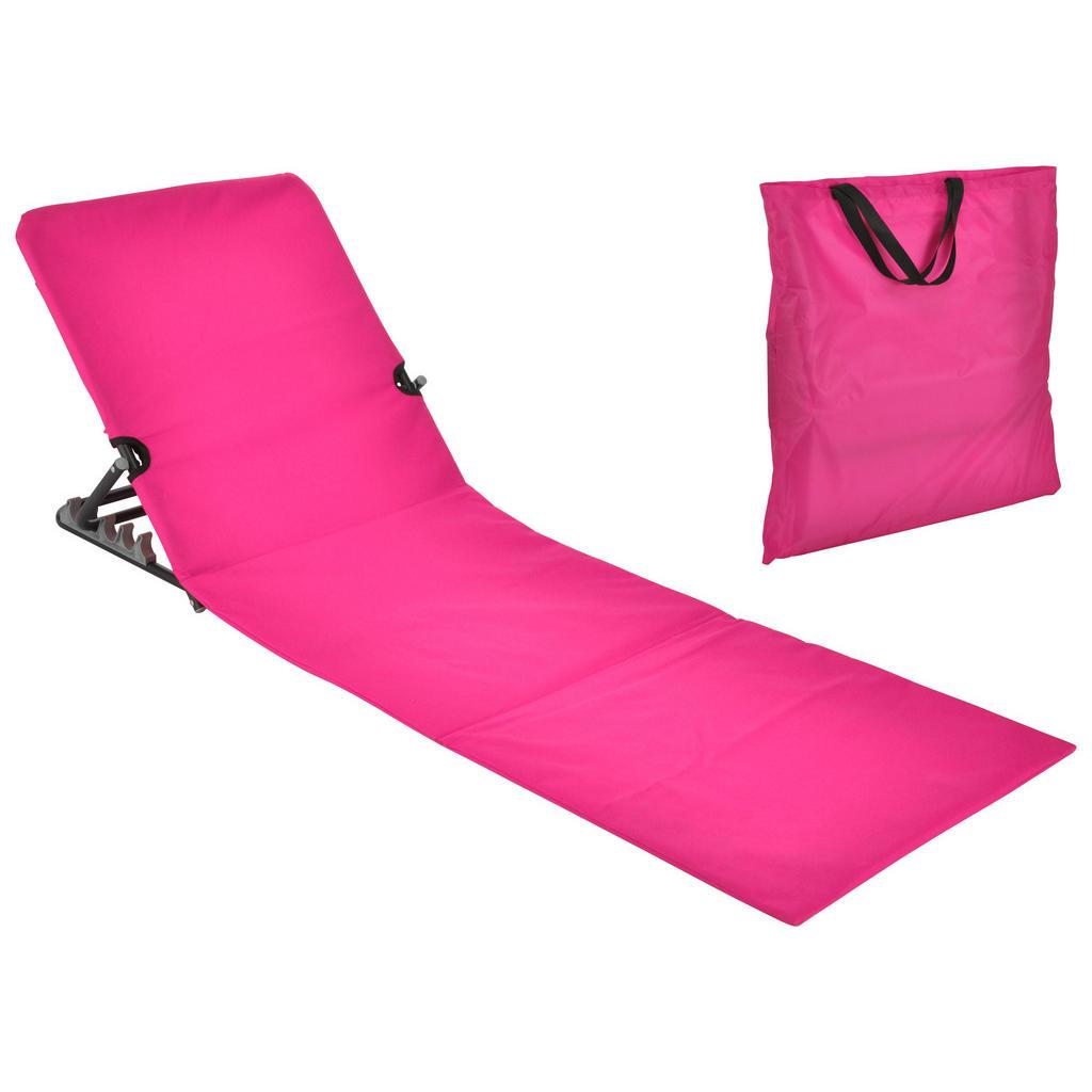 XXXLutz Strandliege pink