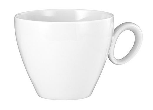 KAFFEETASSE 230 ml - Weiß, KONVENTIONELL, Keramik (0,23l) - Seltmann Weiden