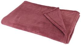 KUSCHELDECKE 130/170 cm  - Lila, Basics, Textil (130/170cm) - Boxxx