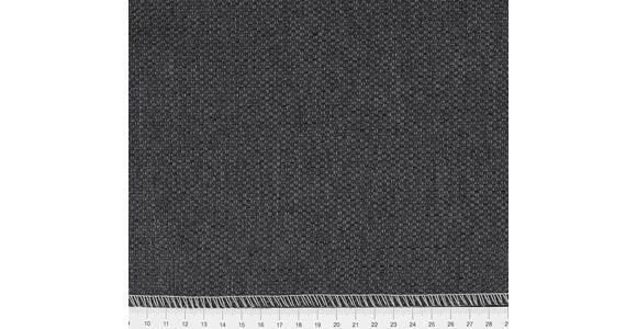 SCHLAFSOFA Anthrazit  - Anthrazit/Buchefarben, KONVENTIONELL, Holz/Textil (198/90/91cm) - Novel