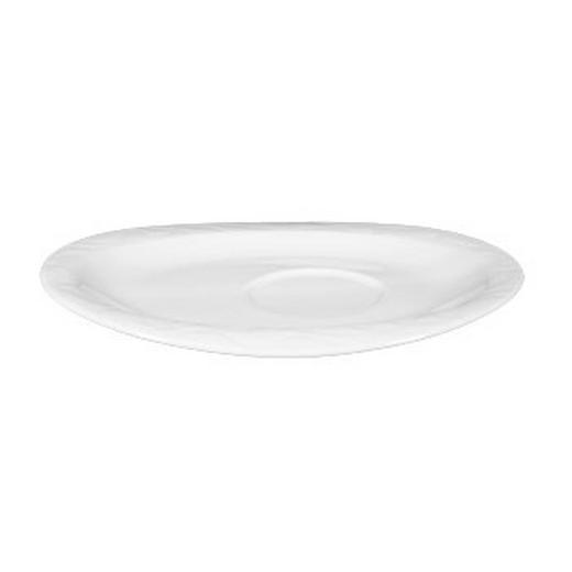 UNTERTASSE - Weiß, Basics, Keramik (19cm) - Seltmann Weiden