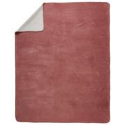 DEKA - růžová/barvy stříbra, Basics, textilie (150/200cm) - Novel