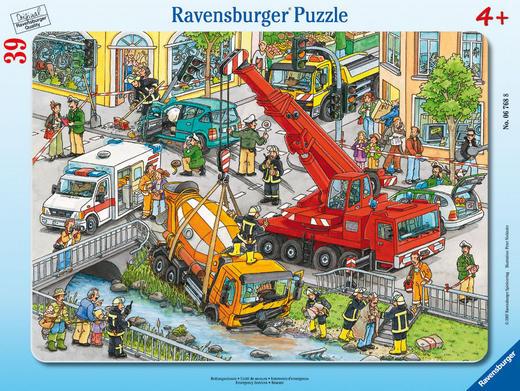 PUZZLE - Multicolor, Basics, Karton (37,3/29,3/0,5cm) - Ravensburger