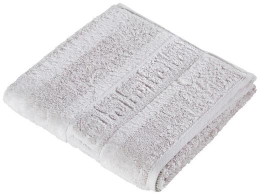 HANDTUCH 50/100 cm - Silberfarben, Basics, Textil (50/100cm) - Cawoe