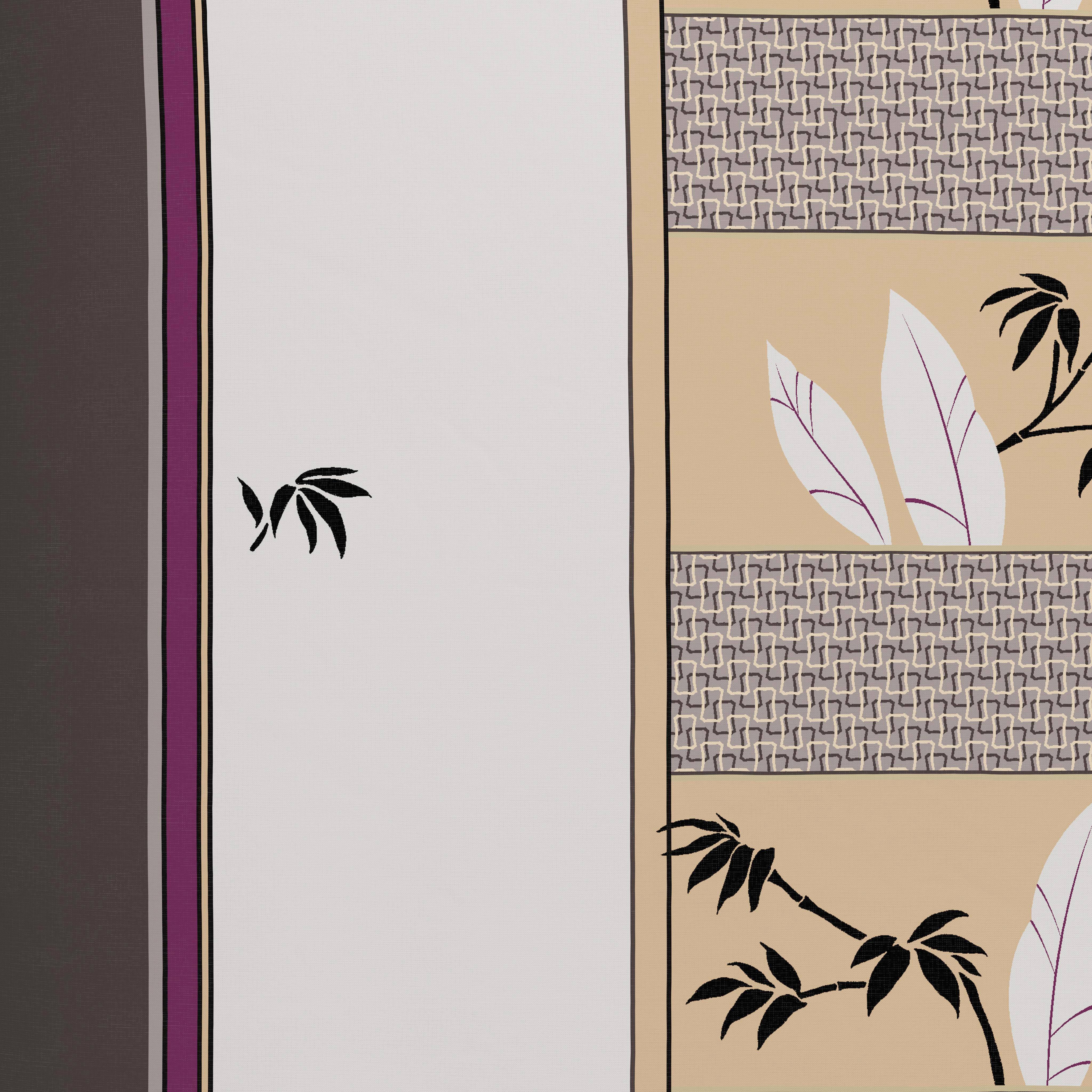 BETTWÄSCHE 140/200 cm - Silberfarben, Design, Textil (140/200cm) - AMBIENTE