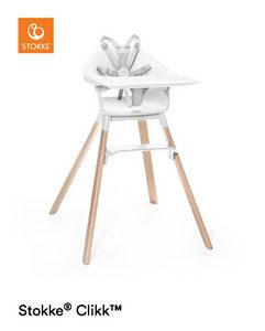 Clikk - vit/naturfärgad, Lifestyle, trä/plast - Stokke