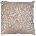 Zierkissen Rosalinda - Orange, MODERN, Textil (45/45cm) - Luca Bessoni