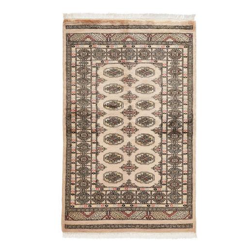 ORIENTTEPPICH  95 /160 cm  Beige - Beige, Basics, Textil/Weitere Naturmaterialien (95 /160cm)