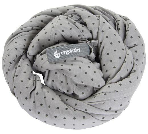 TRAGETUCH Aura Wrap - Grau, Basics, Textil (26,5/17/17cm) - Ergo Baby
