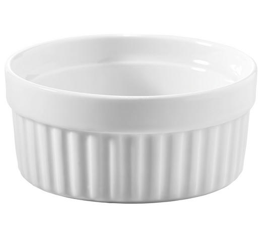AUFLAUFFORM 11,5 cm - Weiß, Basics, Keramik (11,5cm) - Homeware Profession.