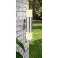 AUßENWANDLEUCHTE - Klar, KONVENTIONELL, Glas/Kunststoff (6/10,4/30,3cm) - Ambia Garden