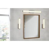 LED-WANDLEUCHTE - Weiß, KONVENTIONELL, Kunststoff/Metall (60/6,5/8,5cm) - Celina