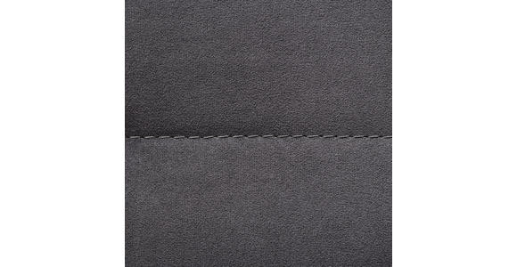 WOHNLANDSCHAFT in Textil Grau  - Silberfarben/Grau, Design, Holz/Textil (293/195cm) - Cantus