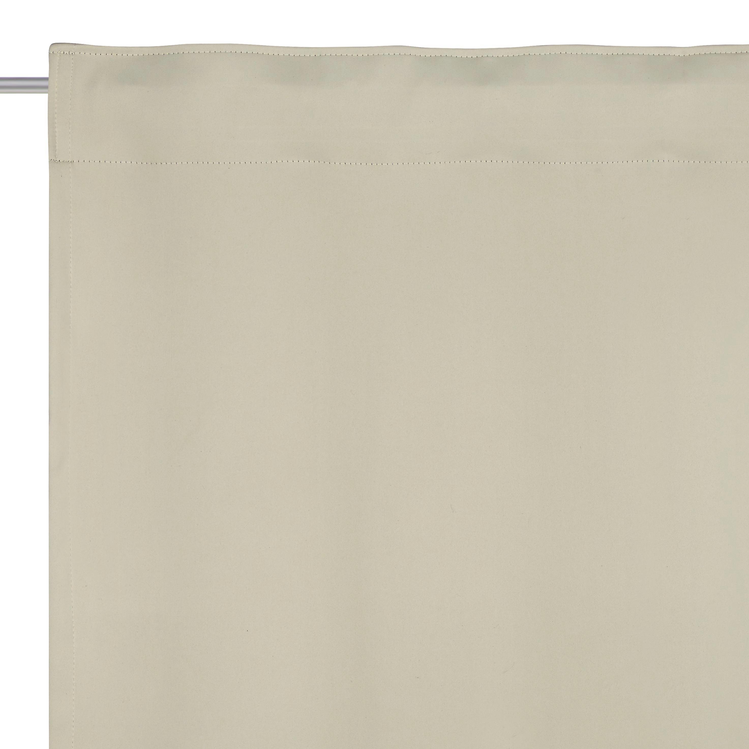 GARDINLÄNGD - naturfärgad, Basics, textil (140/300cm) - Esposa