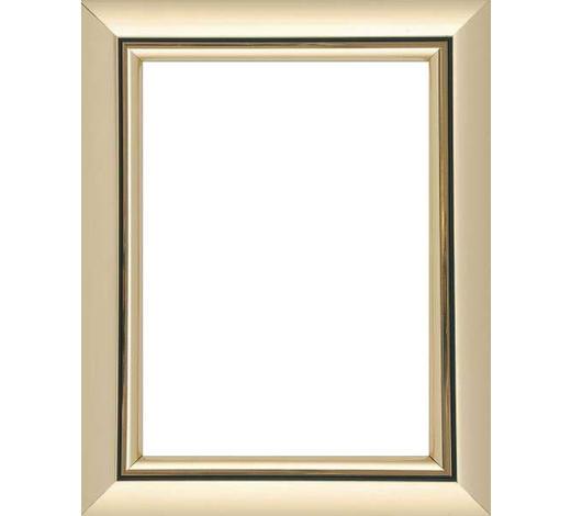 RÁM NA OBRAZY - barvy zlata, Basics, umělá hmota/sklo (55/45/2cm)