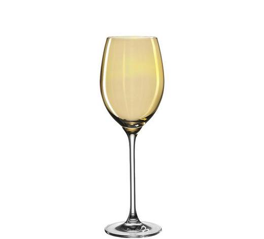 WEIßWEINGLAS - Bernsteinfarben, LIFESTYLE, Glas (0,40l) - Leonardo