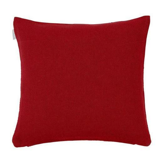 ZIERKISSEN - Bordeaux, Basics, Textil (60/60/4cm) - LINUM