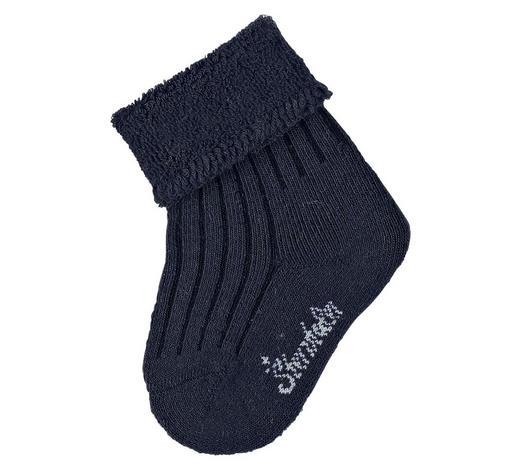 SOCKEN - Dunkelblau, Basics, Textil (14null) - Sterntaler