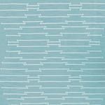 Flächenvorhang per LFM in Blau  - Blau, Design, Textil (60cm) - Novel