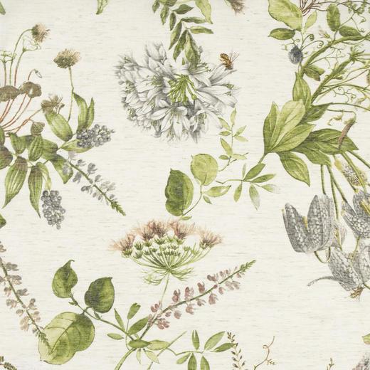 DEKOSTOFF per lfm blickdicht - Multicolor, LIFESTYLE, Textil (140cm) - Landscape