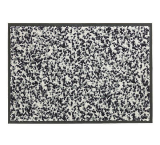FUßMATTE 67/100 cm - Silberfarben, Design, Textil (67/100cm) - Schöner Wohnen