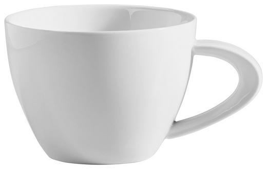 KAFFEETASSE - Weiß, Basics (8/8/6cm) - RITZENHOFF BREKER