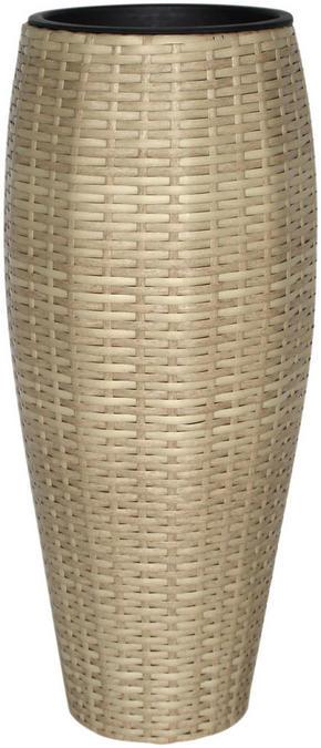 PLANTERINGSKRUKA - ljusgrå, Lifestyle, metall/plast (30/68cm) - Ambia Home