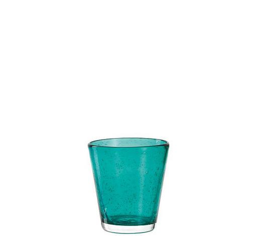 TRINKGLAS 230 ml - Blau, Trend, Glas (0,23l) - Leonardo
