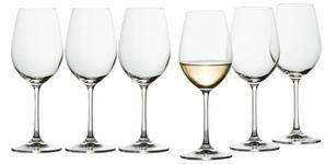 GLÄSERSET 6-teilig  - Basics, Glas (0,325l) - Novel