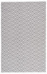 HANDWEBTEPPICH  160/230 cm  Grau - Grau, Basics, Textil (160/230cm) - Linea Natura
