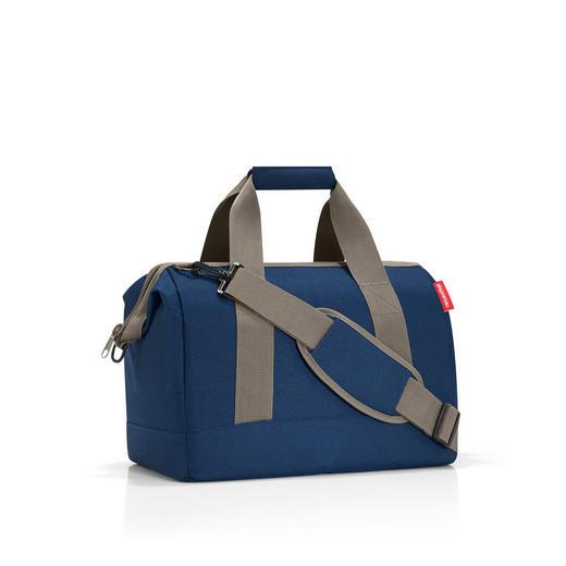 ALLROUNDER M DARK BLUE - Dunkelblau, Basics, Textil (40/33,5/24cm) - Rebo